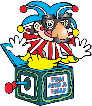 Fun And A Half.com Logo!